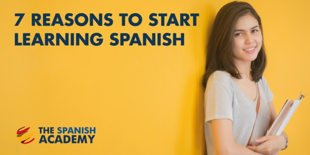 Reasons to start learning Spanish