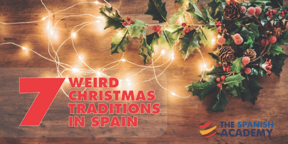 Christmas Eve In Spanish.7 Weird Spanish Christmas Traditions The Spanish Academy