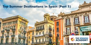 Top summer destinations in Spain