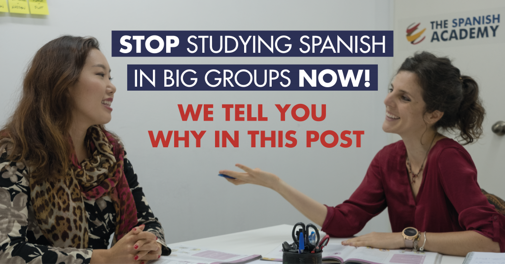 5 Reasons to Learn Spanish in Small Groups (Max 7 students)