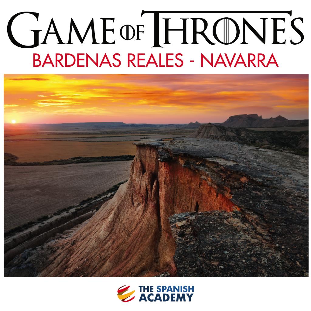 Game of Thrones - Bardenas Reales - Navarra