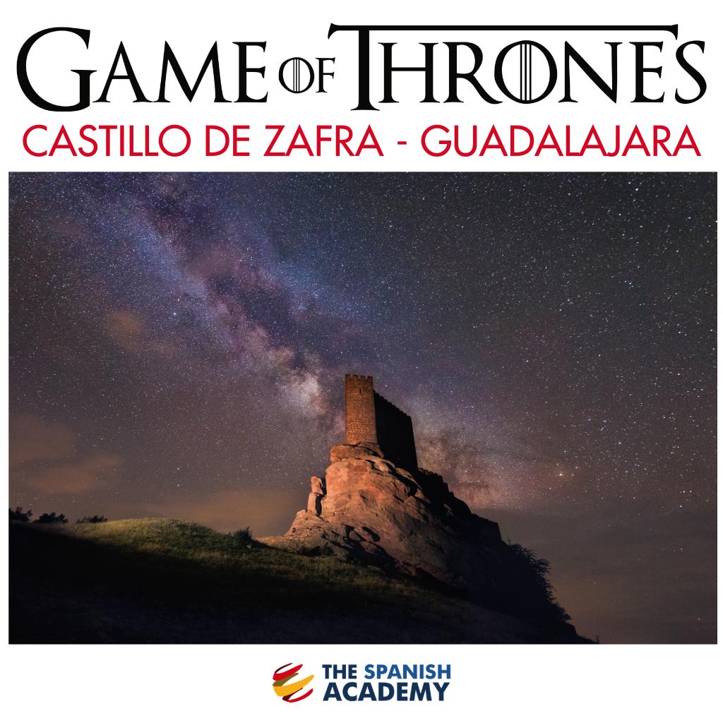 Game of Thrones - Castillo de Zafra - Guadalajara