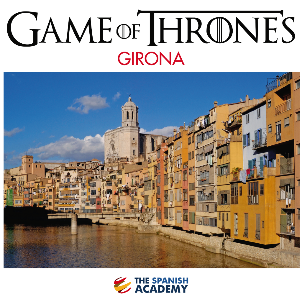 Game of Thrones - Old City - Girona
