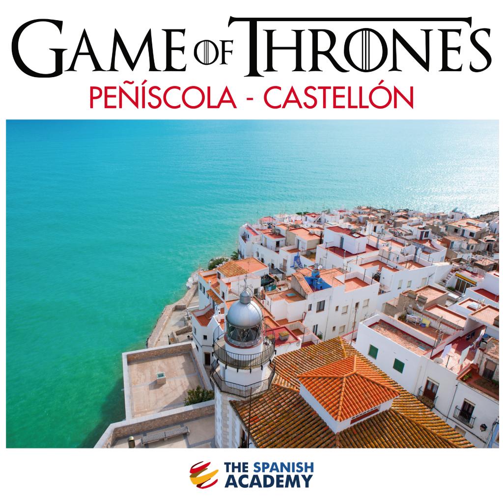 Game of Thrones - Peñíscola - Castellón
