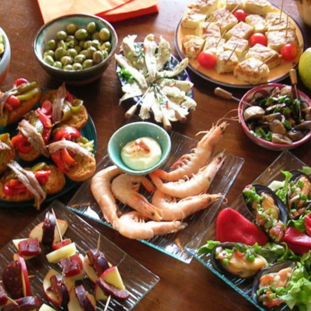 eat in Spain - Tapas
