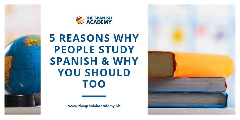 why people study Spanish