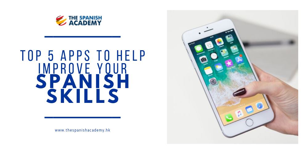 Apps to improve Spanish
