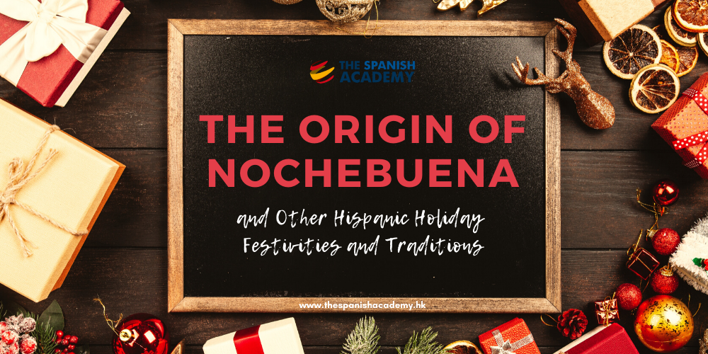 origin of Nochebuena