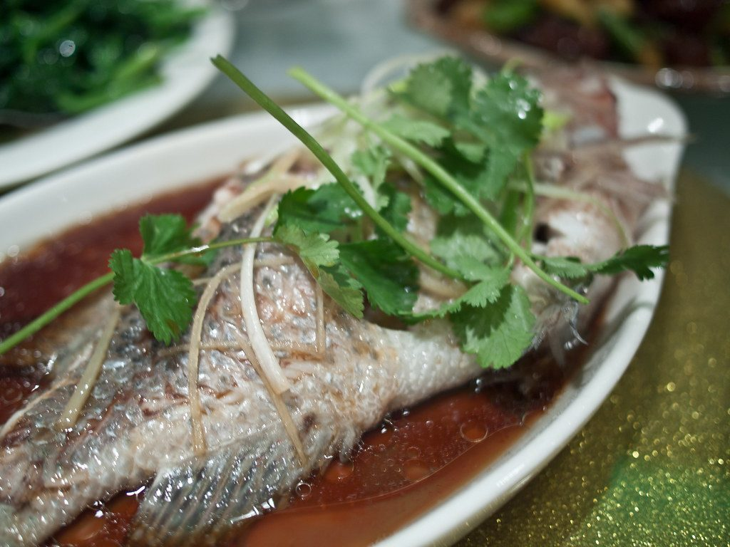 FISH - 魚  chinese new year food