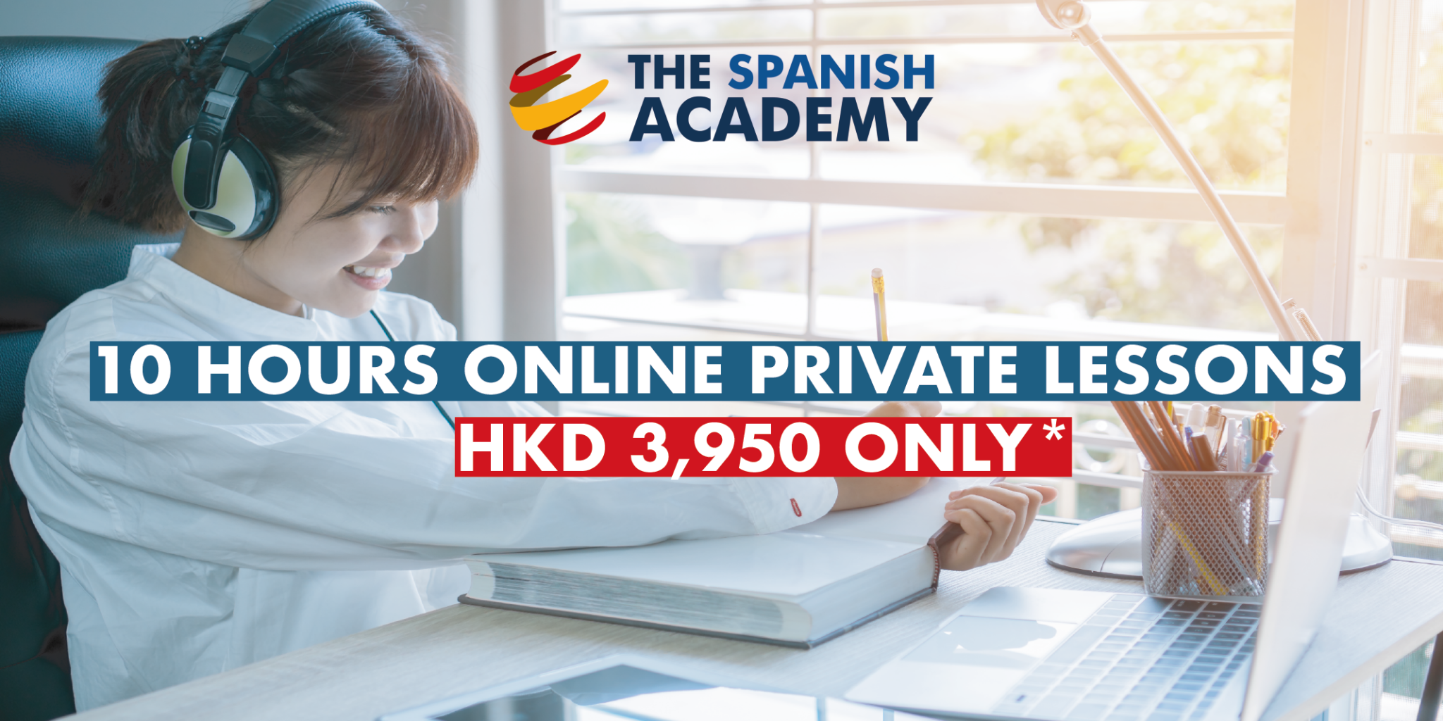 Online Private Lessons Promotion